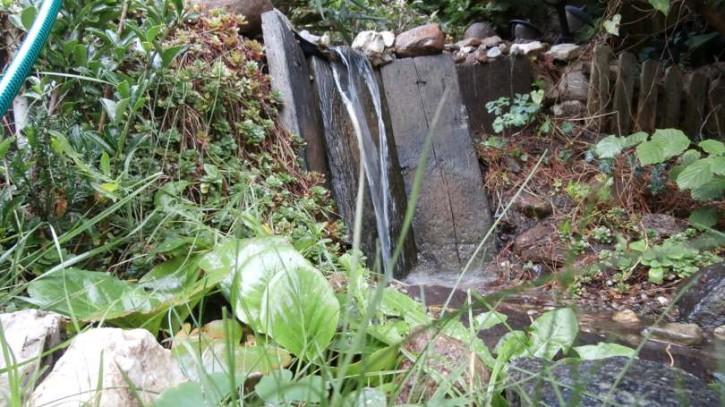 Regenwasser in Zisterne Speichern